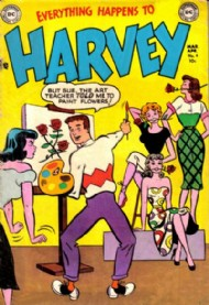 Everything Happens to Harvey 1953 - 1954 #4