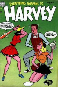 Everything Happens to Harvey 1953 - 1954 #6