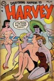 Everything Happens to Harvey 1953 - 1954 #7
