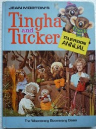 Tingha and Tucker Annual 1967 - 1970 #1970