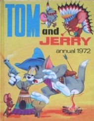 Tom & Jerry Annual 1971 - 1992 #1972