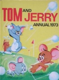 Tom & Jerry Annual 1971 - 1992 #1973