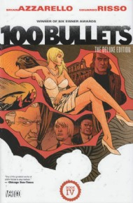 100 Bullets: the Deluxe Edition 2011 #4