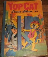 Top Cat Comic Album 1964 #1