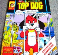 Top Dog Summer Special  #1986