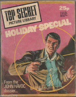 Top Secret Picture Library Holiday Special #1976