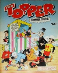 Topper Summer Special 1983 - 1993 #1984