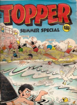 Topper Summer Special #1985
