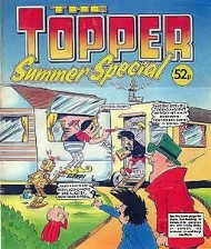 Topper Summer Special 1983 - 1993 #1986