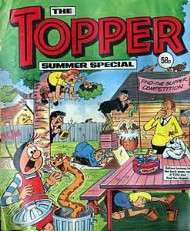 Topper Summer Special 1983 - 1993 #1987