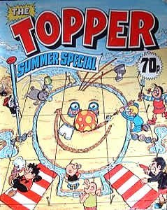 Topper Summer Special #1989