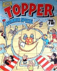 Topper Summer Special 1983 - 1993 #1989