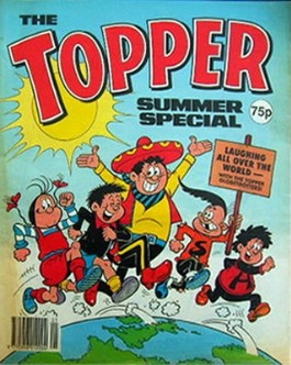 Topper Summer Special #1990
