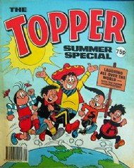 Topper Summer Special 1983 - 1993 #1990