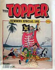 Topper Summer Special 1983 - 1993 #1991