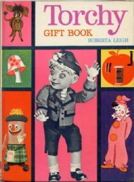 Torchy the Battery Boy Gift Book 1960 - 1964 #1964