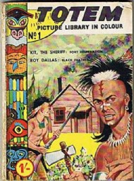 Totem Picture Library 1961 - 1967 #1