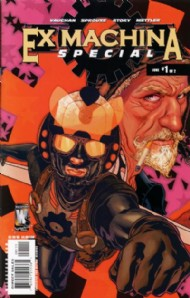 Ex Machina Special 2006 - 2009 #1