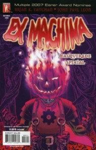 Ex Machina Special 2006 - 2009 #3