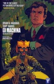 Ex Machina: the Deluxe Edition 2008 #1