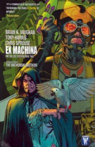 Ex Machina: the Deluxe Edition 2008 #2