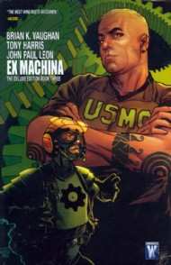 Ex Machina: the Deluxe Edition 2008 #3