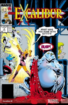 Excalibur (Series One) #1