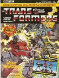 Transformers 1984 - 1991 #1