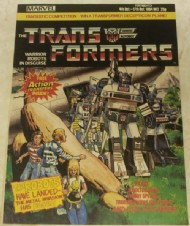 Transformers 1984 - 1991 #2