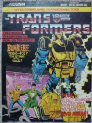 Transformers 1984 - 1991 #3
