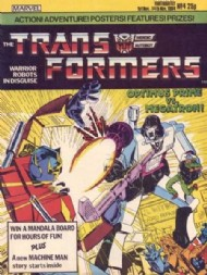 Transformers 1984 - 1991 #4