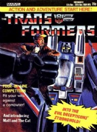 Transformers 1984 - 1991 #5