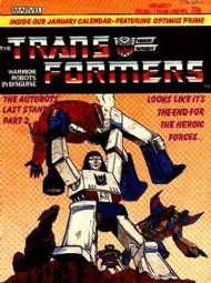 Transformers 1984 - 1991 #8