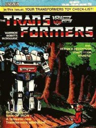 Transformers 1984 - 1991 #9