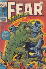 Adventure Into Fear 1970 - 1975 #3