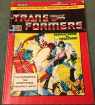 Transformers Special 1985 - 1990 #1