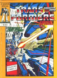 Transformers Special 1985 - 1990 #2