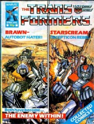 Transformers Special 1985 - 1990 #4