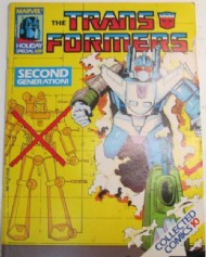 Transformers Special 1985 - 1990 #10