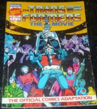Transformers: the Movie Winter Special 1987