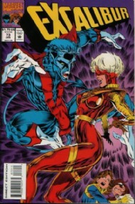 Excalibur (Series One) 1988 - 1998 #73