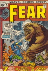 Adventure Into Fear 1970 - 1975 #6