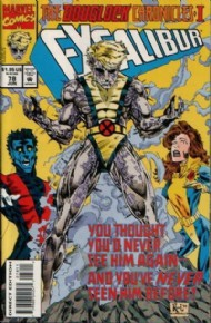 Excalibur (Series One) 1988 - 1998 #78