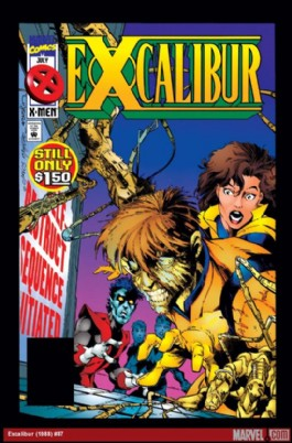 Excalibur (Series One) #86