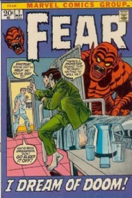 Adventure Into Fear 1970 - 1975 #7