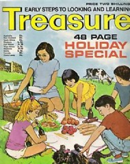 Treasure Holiday Special  #1970