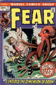 Adventure Into Fear 1970 - 1975 #9