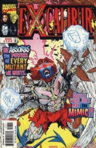 Excalibur (Series One) 1988 - 1998 #123