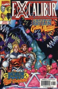 Excalibur (Series One) 1988 - 1998 #124