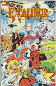 Excalibur Special Edition (1st Series) 1988